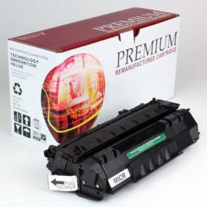 HP Q5949A 1160 Reman MICR Toner 2.5K PR