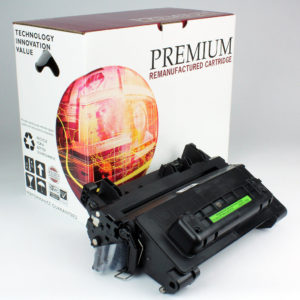 HP CC364A P4014 Reman MICR Toner 10K PR