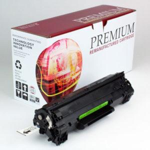HP CF283A Reman MICR Toner 1.5K PR