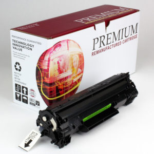 HP CF283X Reman MICR Toner 2.2K PR