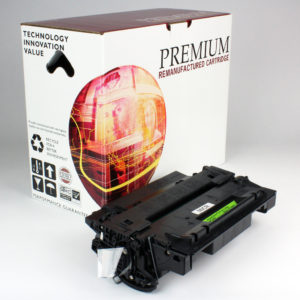 HP CE255A P3015 Reman MICR Toner 6K PR