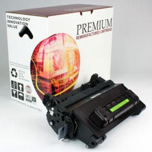 HP CE390A Reman MICR Toner 10K PR