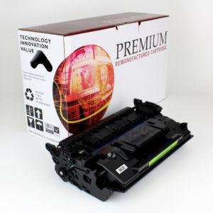 HP CF287A Reman MICR Toner 9K PR