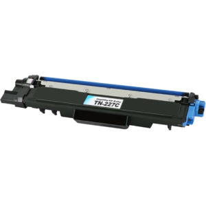 Brother TN227C Comp Cyan Toner 2.3K VL
