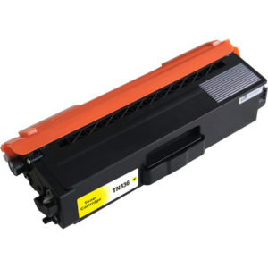 Brother TN336Y Comp Yellow Toner 3.5K VL