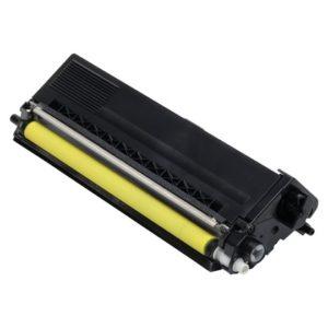 Brother TN339Y Comp Yellow Toner 6K VL