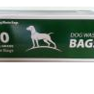 Rolled Dog Waste Bags