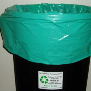 Eco friendly trash bags